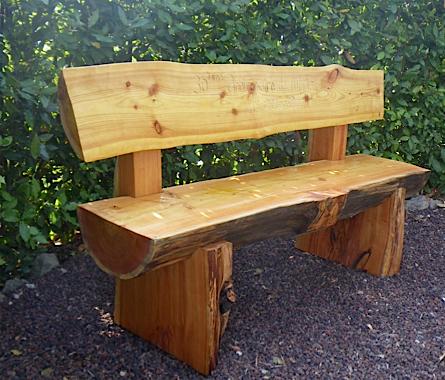 good table rondin de bois 12. Black Bedroom Furniture Sets. Home Design Ideas